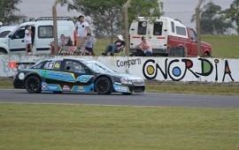 22/04/2019: Debut y triunfo para el concordiense Agustin Milera en el Top Race Junior