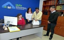 23/04/2019: Se licitaron con fondos provinciales 19 viviendas para Colón