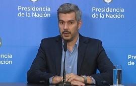 23/04/2019: Marcos Peña aseguró que mientras
