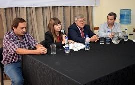 26/04/2019: La ministra de Salud se reunió con representantes de las obras sociales sindicales de la provincia