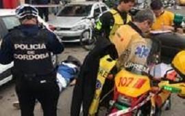 26/04/2019: Córdoba: robó un celular y murió de un infarto cuando huía