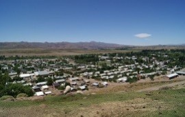 09/04/2020: Loncopué, un pueblo cerrado por dos muertes por Covid-19
