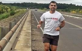 05/04/2021: EGGER Runs arrancó el año sumando 1.430 km que se transforman en dinero para instituciones de Concordia