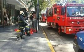 05/04/2021: Palermo: hallaron a una mujer muerta en el hueco de un ascensor