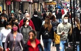06/04/2021: Coronavirus: medio país en zonas de riesgo epidemiológico