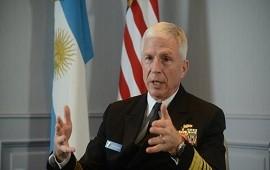 """09/04/2021: Entrevista al jefe del Comando Sur: """"China posee una flota pesquera patrocinada por el Estado e involucrada en actividades ilegales"""""""