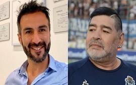 10/04/2021: Leopoldo Luque, medico de Maradona,