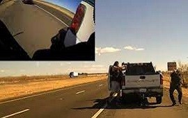 12/04/2021: Estremecedor video: traficante mata a tiros a un agente en Estados Unidos