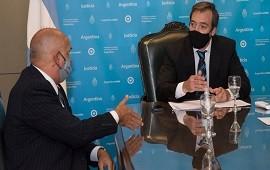 13/04/2021: Martín Soria se reunió con el fiscal Rívolo y hubo diferencias sobre la gestión del procurador Eduardo Casal