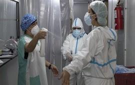 15/04/2021: Coronavirus: 383 muertes y 24.999 nuevos casos