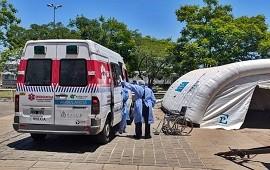 21/04/2021: La barrera de los trescientos casos activos de Coronavirus fue superada en Concordia