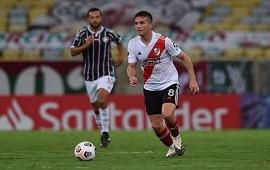 23/04/2021: River pagó caro su único descuido y sumó un punto en Brasil