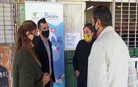 28/04/2021: Desde el Instituto Becario valoraron positivamente la concurrencia a los abordajes de registro en Concordia