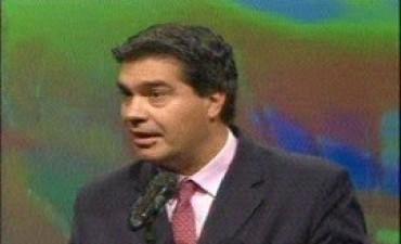 Denunció Capitanich extorsión mediática a la Justicia
