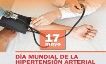 Salud brinda recomendaciones en el Día Mundial de la Hipertensión Arterial