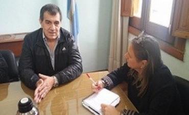 El Copnaf articula acciones con el Centro Comunitario Solidaridad en barrios de Paraná