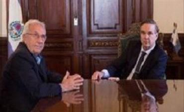 Héctor Recalde mantuvo reuniones con Pablo Micheli, con Sergio Massa y con Miguel Pichetto por la ley antidespidos