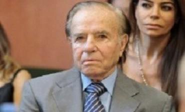 Menem fue citado como testigo para declarar en la causa por el atentado a la AMIA