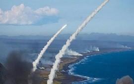29/05/2017: Corea del Norte lanzó un misil balístico tipo Scud