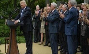 04/05/2017: El Congreso da un primer paso para revocar la reforma financiera de Obama
