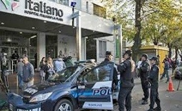 05/05/2017: El fiscal Cartasegna fue dado de alta y dijo que el ataque a su persona fue