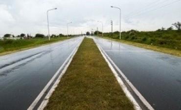 08/05/2017: Recomiendan circular con precaución en rutas entrerrianas tras las abundantes lluvias
