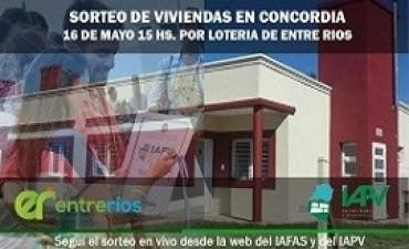 09/05/2017: Sortearán 320 viviendas que el IAPV tiene en ejecución en Concordia