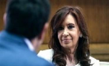10/05/2017: Cristina Kirchner volvió a vincular el fallo del 2X1 con el Gobierno