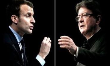 10/05/2017: Mélenchon lanzó su candidatura a las legislativas para