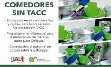 12/05/2017: Se dictará en Paraná una capacitación sobre celiaquía