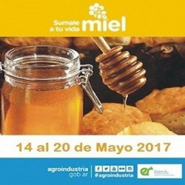 13/05/2017: Más de 15 municipios participarán de la campaña Sumale Miel a tu Vida