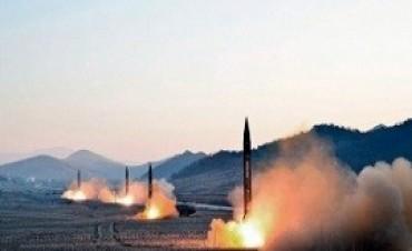15/05/2017: Corea del Norte amenaza a EE.UU con un ataque nuclear sobre su territorio