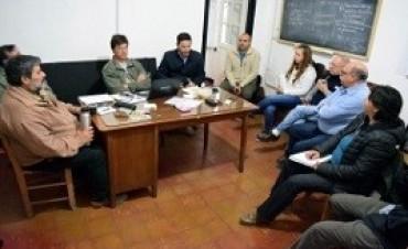 15/05/2017: Presentan estrategias para poner en valor la agricultura familiar del departamento Paraná