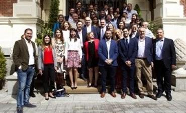 16/05/2017: Rodríguez Larreta reunió a más de un centenar de empresarios en Madrid en busca de inversiones