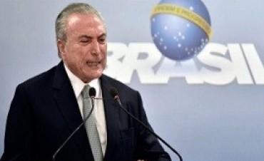 24/05/2017:  BRASIL Renuncia otro asesor de Temer y se esperan protestas en Brasilia