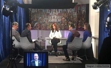 26/05/2017: Cristina Kirchner: