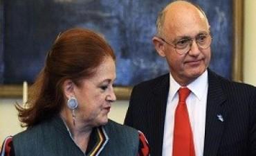 30/05/2017: Para Alicia Castro, Susana Malcorra fue