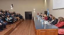 10/05/2018: Gobierno, Justicia y fuerzas de seguridad definieron acciones contra el narcomenudeo