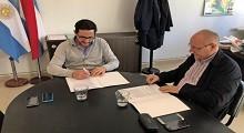 23/05/2018: Se renovó el acuerdo con Senasa para los trámites de habilitación de las producciones primarias