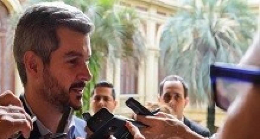03/05/2018: Peña saludó a periodistas con motivo de celebrarse el Día Mundial de la Libertad de Prensa