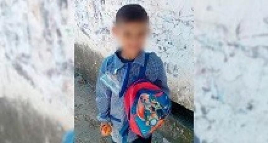 18/05/2018: Detuvieron a madre del niño de 5 años violado y asesinado por su padrastro jugador de fútbol