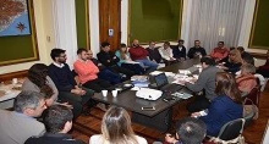 21/05/2018: Se reunió la Mesa Productiva Entrerriana en Gualeguaychú