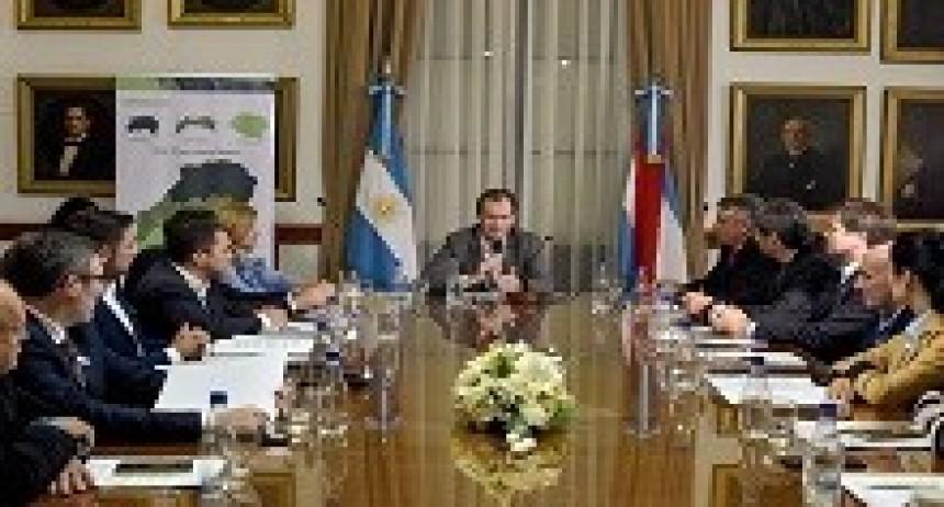 21/05/2018: La ley de comunas será debatida con las juntas de gobierno de toda la provincia
