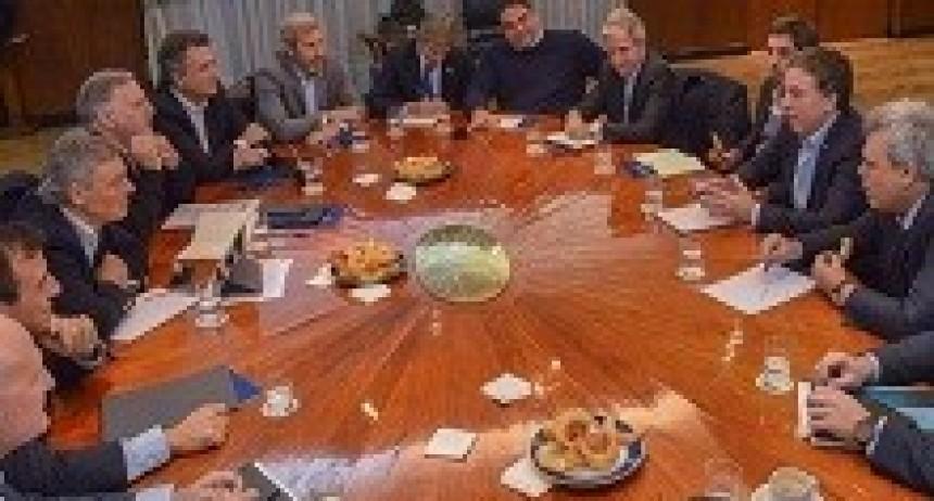 22/05/2018: Dujovne encabezó la primera reunión como coordinador del Gabinete Económico