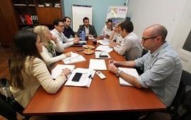 29/05/2018: Continúan los encuentros para el proyecto de integración entre Concordia y la ciudad uruguaya de Salto