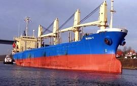 08/05/2019: Ingresarán dos buques al puerto de Concepción del Uruguay