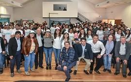 17/05/2019: Se entregaron aportes y herramientas a jóvenes del departamento Villaguay
