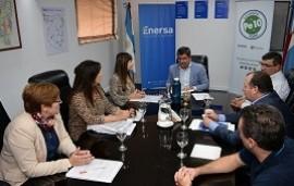 03/05/2019: Salud y Enersa coordinan asistencia técnica mutua