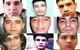 08/05/2019: Quiénes son y qué causas enfrentan los presos fugados en la autopista de Rosario