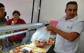08/05/2019: El carnicero del año: puso el kilo a $149,90 y vendió cuatro toneladas en horas